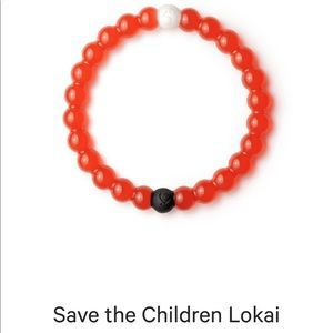 Save The Children Lokai Bracelet